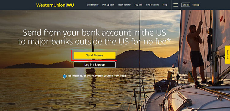 Guideline For Western Union Payment 1